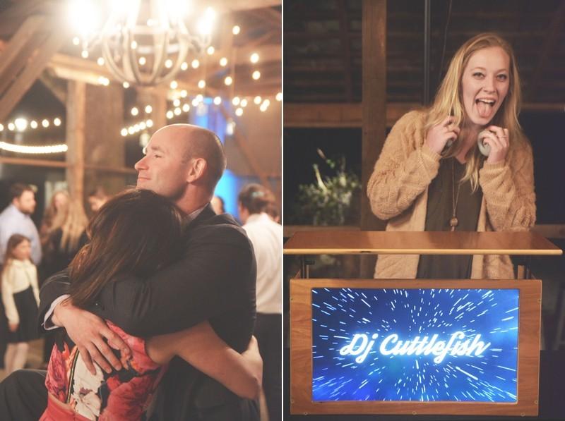 Wedding at Cloverleaf Farm - Atlanta Event DJ - DJ Cuttlefish 4