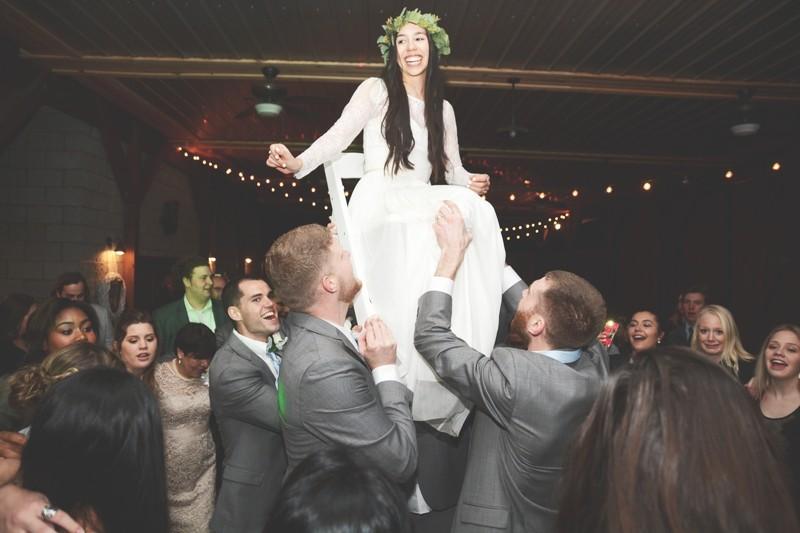 Wedding at The Barn at Oak Manor - Atlanta DJ - DJ Cuttlefish 12