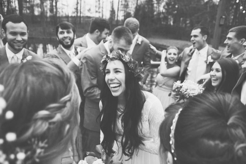 Wedding at The Barn at Oak Manor - Atlanta DJ - DJ Cuttlefish 5