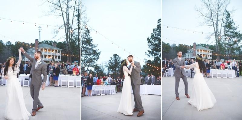 Wedding at The Barn at Oak Manor - Atlanta DJ - DJ Cuttlefish 7