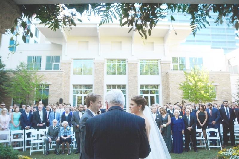Wedding at Hyatt Regency Atlanta Perimeter at Villa Christina - Atlanta DJ Cuttlefish001