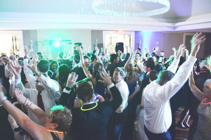 Wedding at Hyatt Regency Atlanta Perimeter at Villa Christina - Atlanta DJ Cuttlefish005