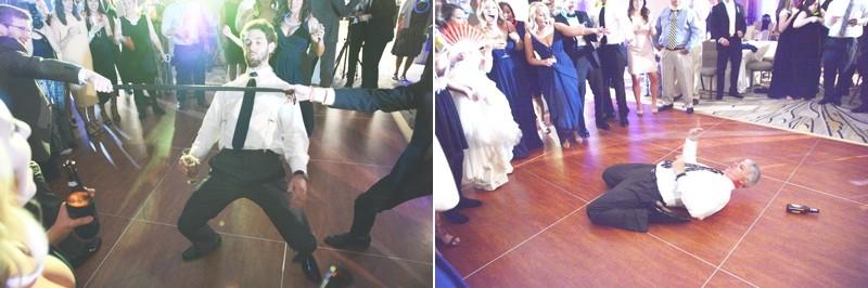Wedding at Hyatt Regency Atlanta Perimeter at Villa Christina - Atlanta DJ Cuttlefish007