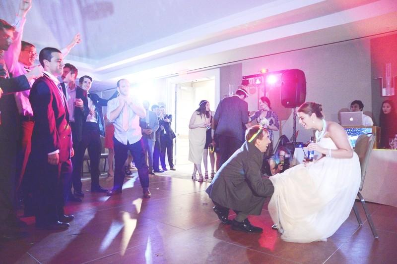 Wedding at Hyatt Regency Atlanta Perimeter at Villa Christina - Atlanta DJ Cuttlefish008