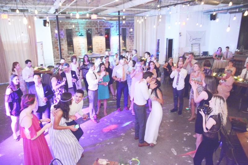 Wedding DJ at Upstairs Atlanta - DJ Cuttlefish 11
