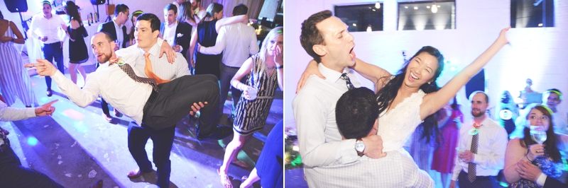 Wedding DJ at Upstairs Atlanta - DJ Cuttlefish 5