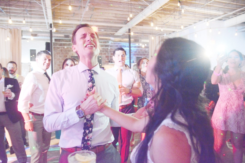 Wedding DJ at Upstairs Atlanta - DJ Cuttlefish 7