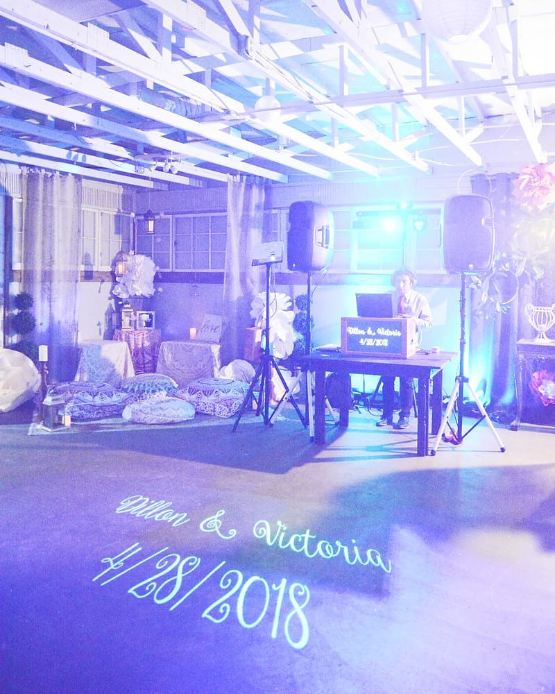 Wedding at RLM Affairs - Atlanta Wedding DJs - DJ Cuttlefish